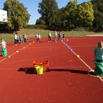 Fit4Future-Aktionstag in der Grundschule